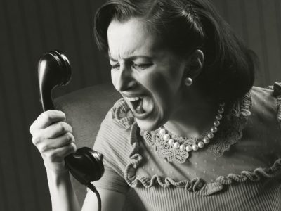 Three Ways to Overcome your Fear of the Phone